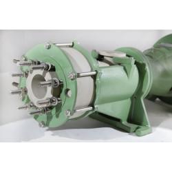 Bomba tecnium corrosivos